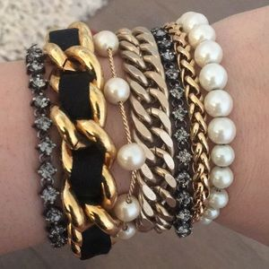 Juicy Couture statement bracelet